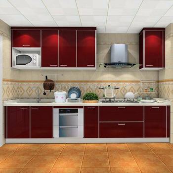 China Professional Modular Kitchen
