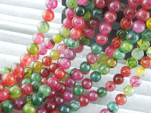 CH-LSB0364 Wholesale gemstone agate loose beads faceted natural agate teardrop beads