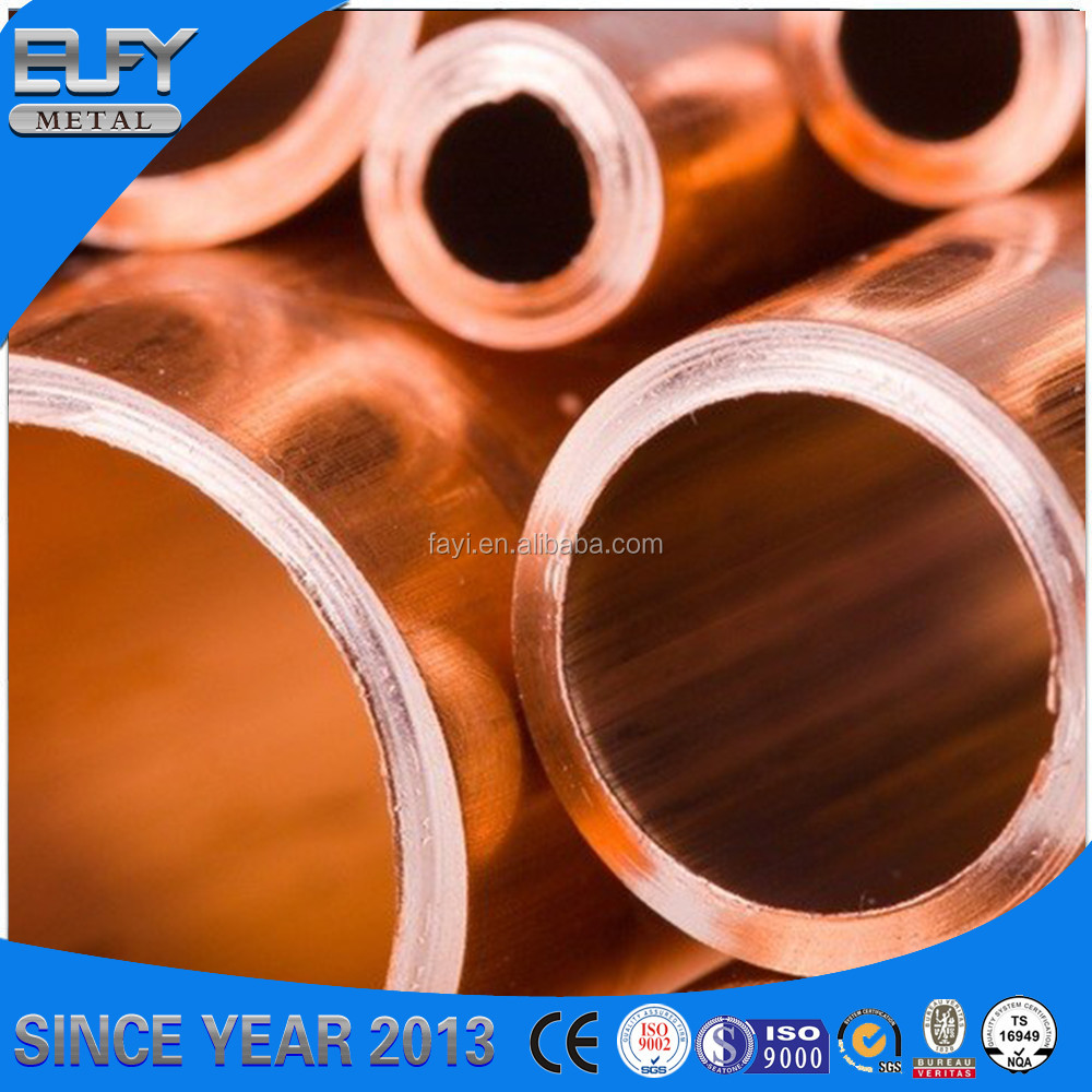 Wholesale and retail price per kg spiral air conditioner copper pipe
