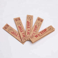 Custom smoking rolling paper