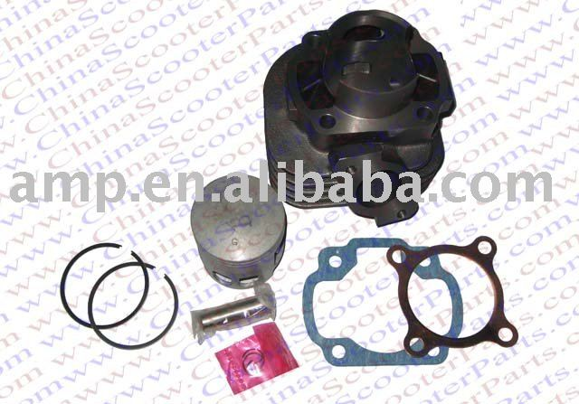 Performance 47mm Cylinder Piston Ring Gasket Kit (Big bore Kit) 70CC 1P40QMB Baotian CPI Keenway Scooter Parts