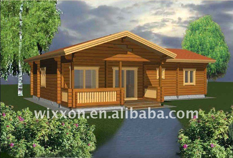 Simple Wooden House   Buy Villa Wooden House,Modern Wooden House,Prefab  Wooden House Product On Alibaba.com