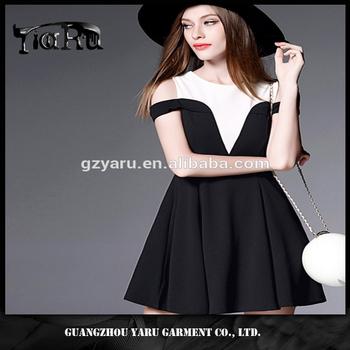 China Wholesale Summer Korea Style Sweet Slim Girl Dress Ol