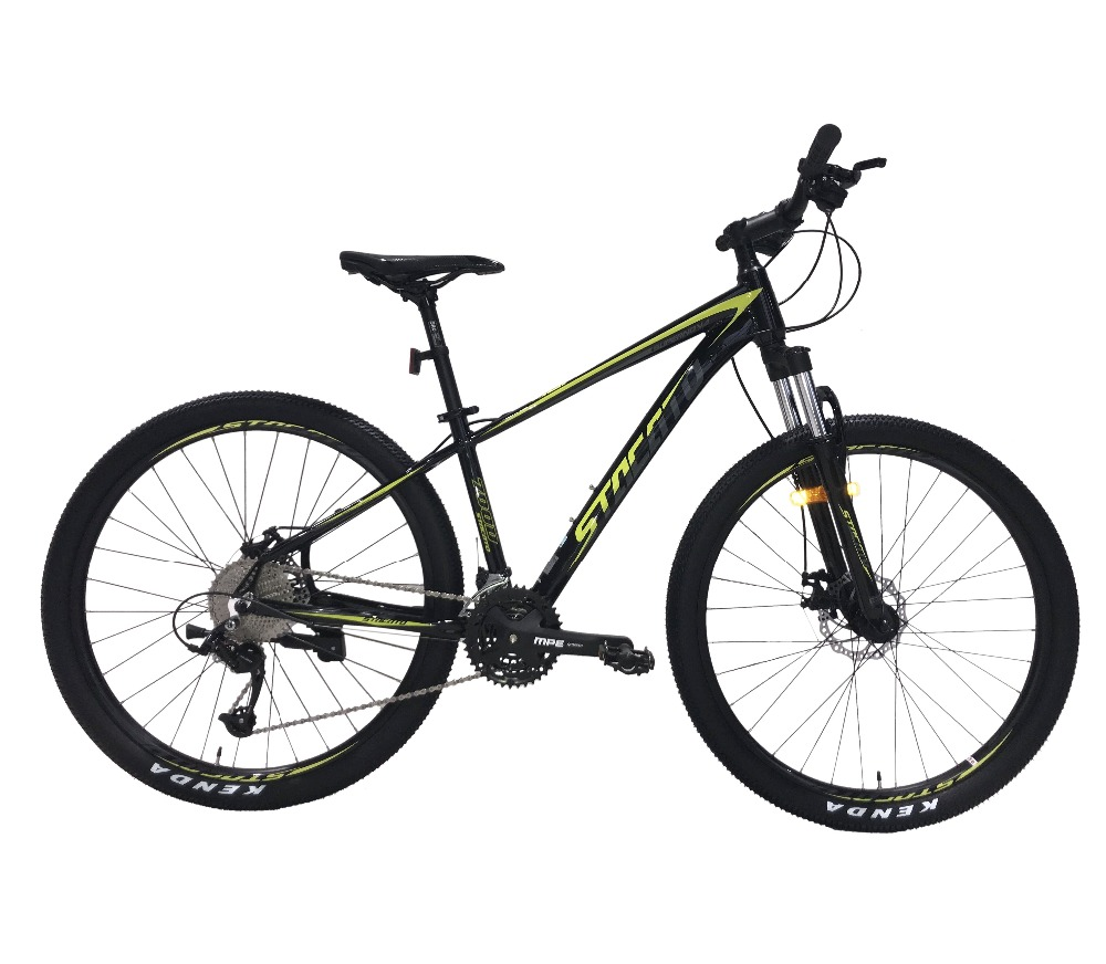STACATO 27.5 inch 33 Speed MicroSHIFT Gear Set Alloy Mountain Bicycle