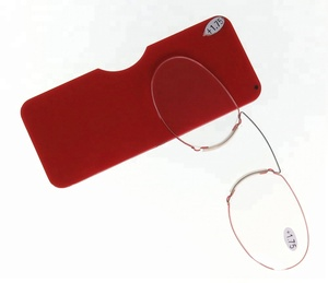 tr90 rimless promotional reading glasses without arms