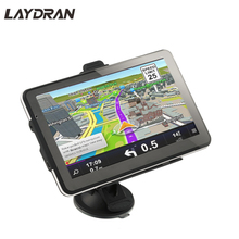 GPS <span class=keywords><strong>di</strong></span> Navigazione Made in China Free Europe Map Costruito in 8 GB Bluetooth AV IN 7 pollici MTK Wince Auto navigatore GPS
