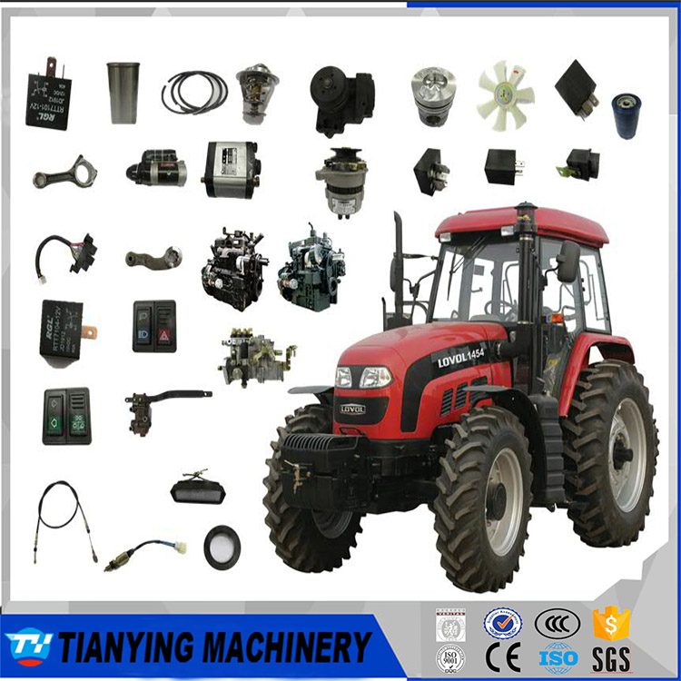 Global sales foton lovol tractor parts