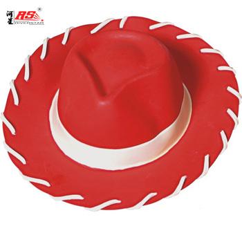 9a0febaeb0042 Vermelho Ocidental Traje EVA Chapéu Atacado de Espuma de Borracha Macia  Cosplay Partido Acessórios de Cabeça