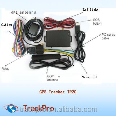 Chinese supplier Fuel Level Sensor GSM/ GPRS GPS tracker
