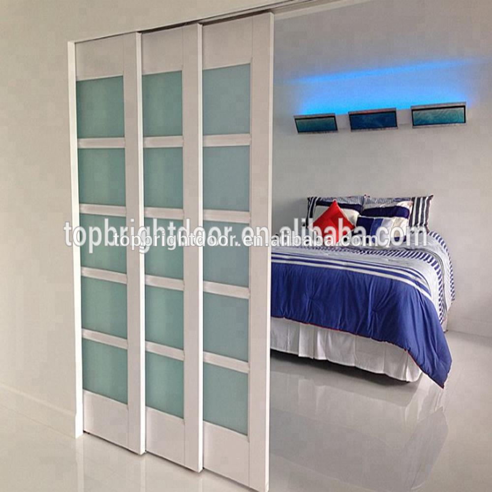 Modern Designed Aluminium Cavity 3 Track Sliding Closet Door Buy 3