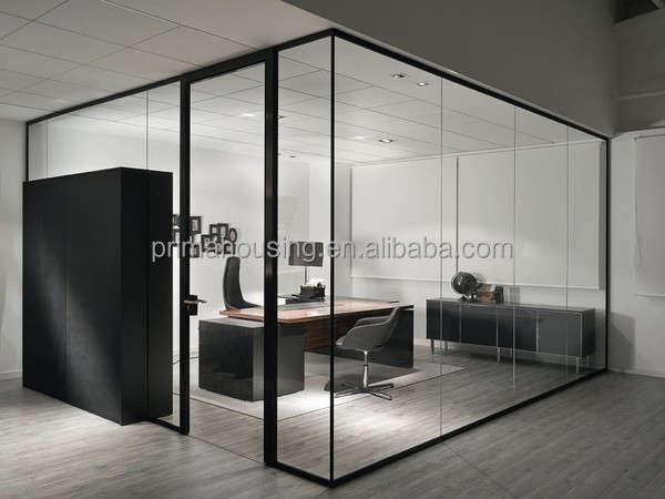 Office partition designs soundproof office partition glass wall