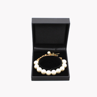 Customized High-End Double Open Velvet Jewelry Storage Box Ring Earrings Hand Jewelry Box Bracelet Necklace Luxury Gift Box