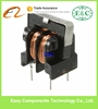 7355-V-RC INDUCTOR COMMON MODE 10MH VERT chokes Filters