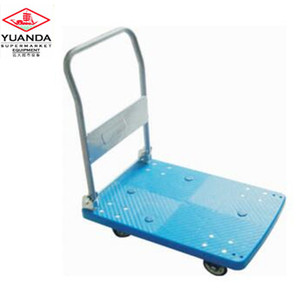 Factory direct sell general store items cheap folding tool trolley cart