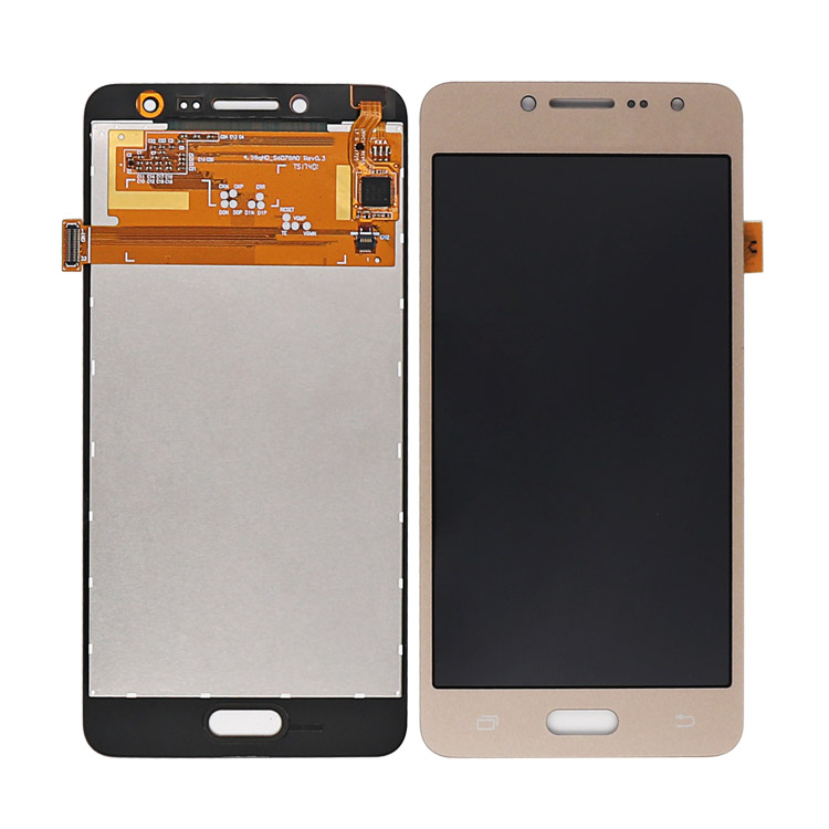 HQ Factory LCD For Samsung J2 Prime Display LCD Original + Touch Screen J2 Prime Nero