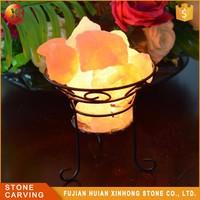 Decorative Natural Persian Salt Lamp
