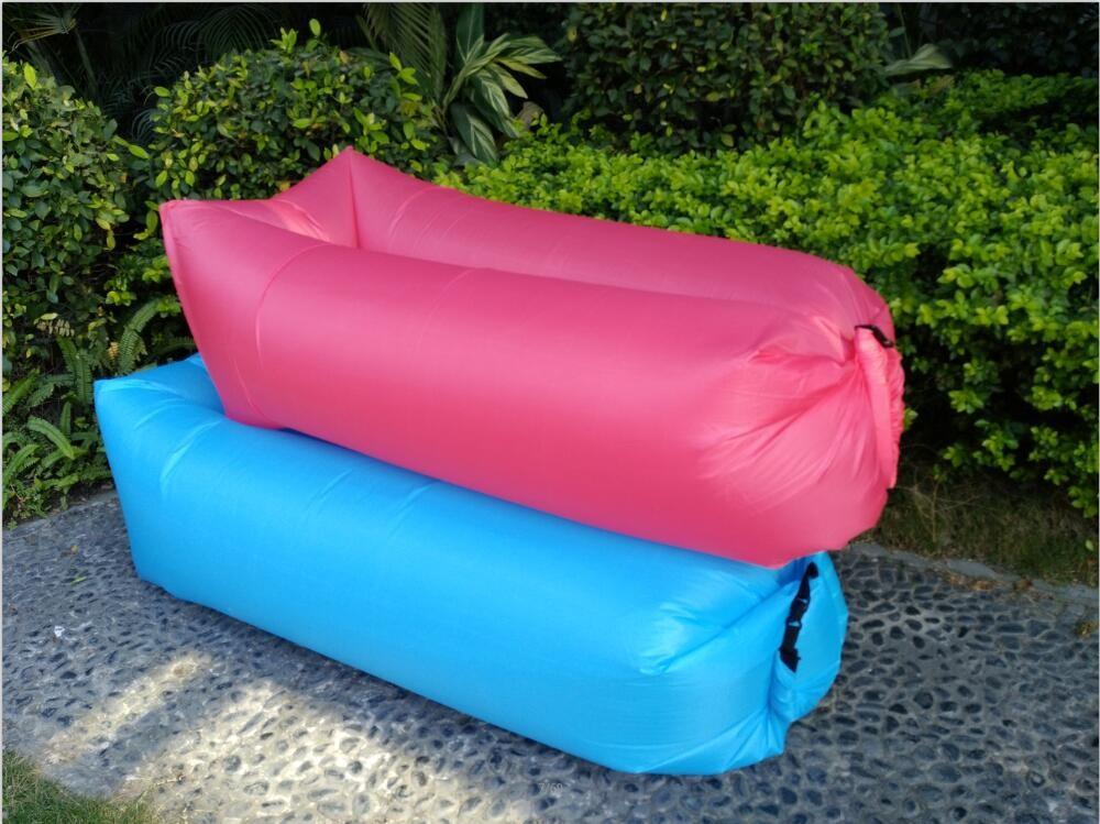 2017 nuevos productos calientes bolsa de aire inflable for Sofa cama inflable