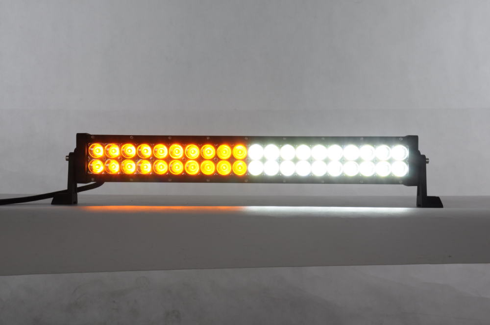 flash white yellow 36w amber led strobe lights 12v waterproof led light bar