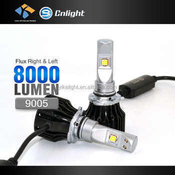 2015 For Honda City High Beam Led 9005 Headlight Bulb