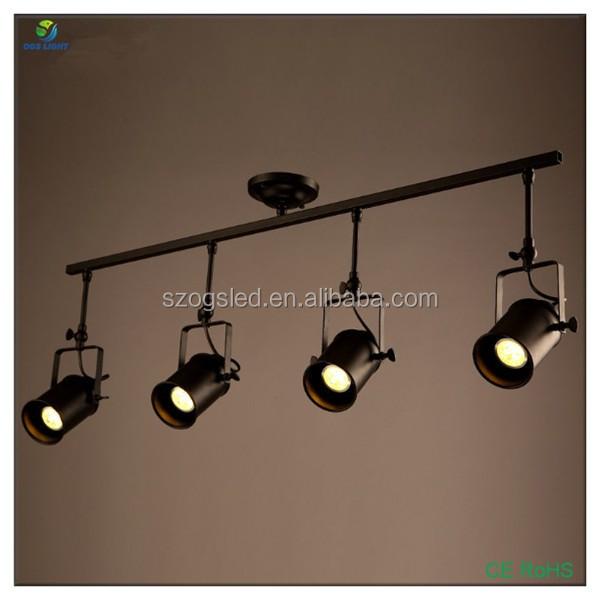 Fer Intérieurs Vintage Pendentif Suspendu Buy suspension Led4 Industrielle Projecteurs Luminaire Industriel Lumière Lampe 80NvnwPymO
