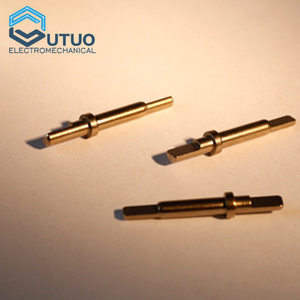 Customized Titanium/Aluminum Alloy/Steel Products Qualified Auto Lathe Spare Product