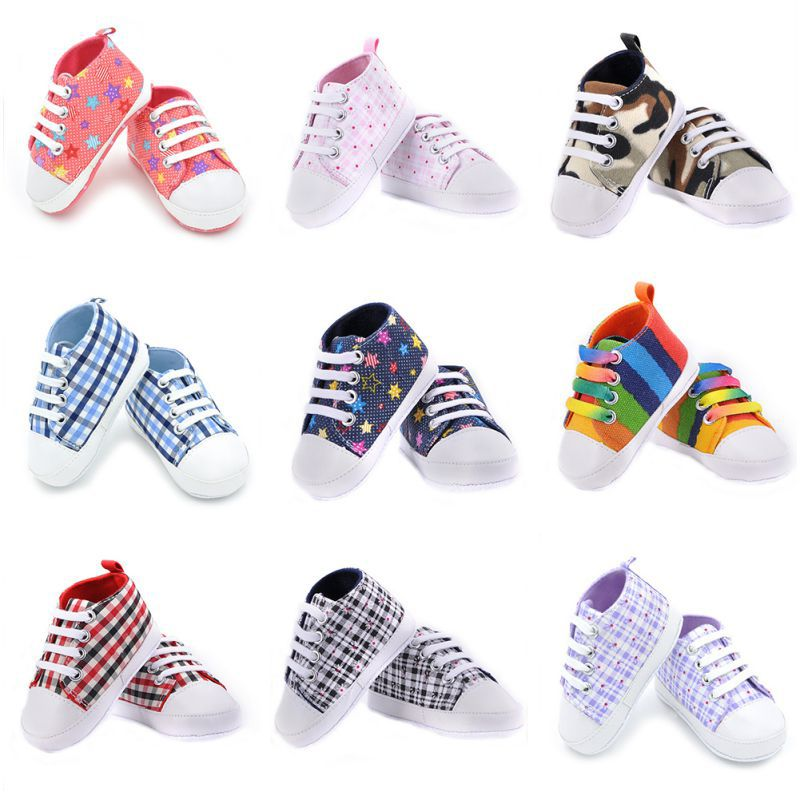 297724726 Detail Feedback Questions about Fashion Baby Girls Boys Canvas Shoes ...