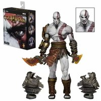 Wholesale God of War Cartoon Collection Model Toy Statue Anime PVC Figure