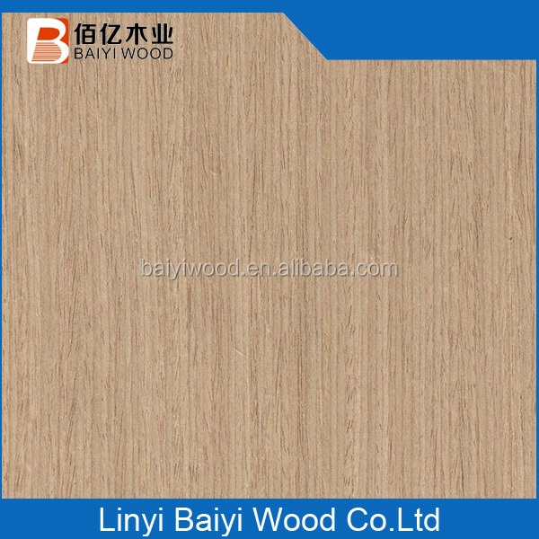 Chinese Credible Supplier Furniture Veneer Made In China