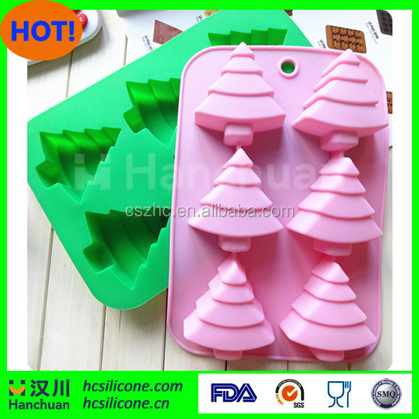 Cheap Silicone Cake Baking Molds