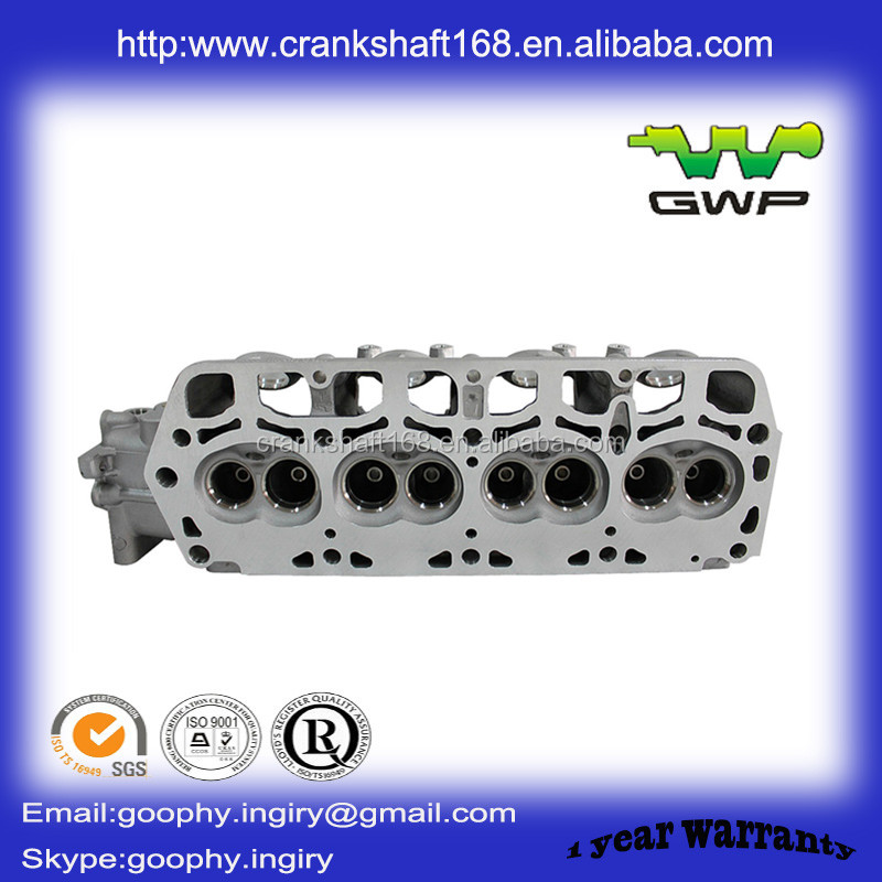 good performance cylinder head, 4Y cylinder head 11101-73020 for TOYOTA 4 runner/forklift
