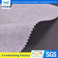 Embroidery stabilizer/100% polyester tearaway paper embroidery backing paper