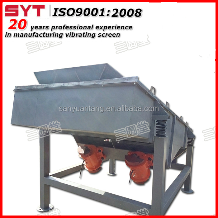 SZR Series refractory mining vibrating screen equipment
