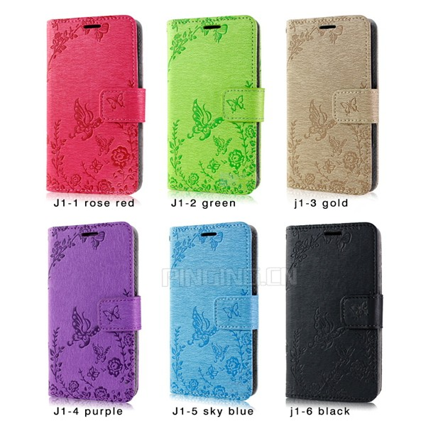 buy online 6c684 b5134 Hot Butterfly Embossed Folio Leather Case For Zte Jasper Lte Wallet Cover -  Buy Leather Case For Zte Jasper Lte,Folio Leather Case For Zte Jasper ...