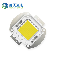 USA chip warm white COB 50w led