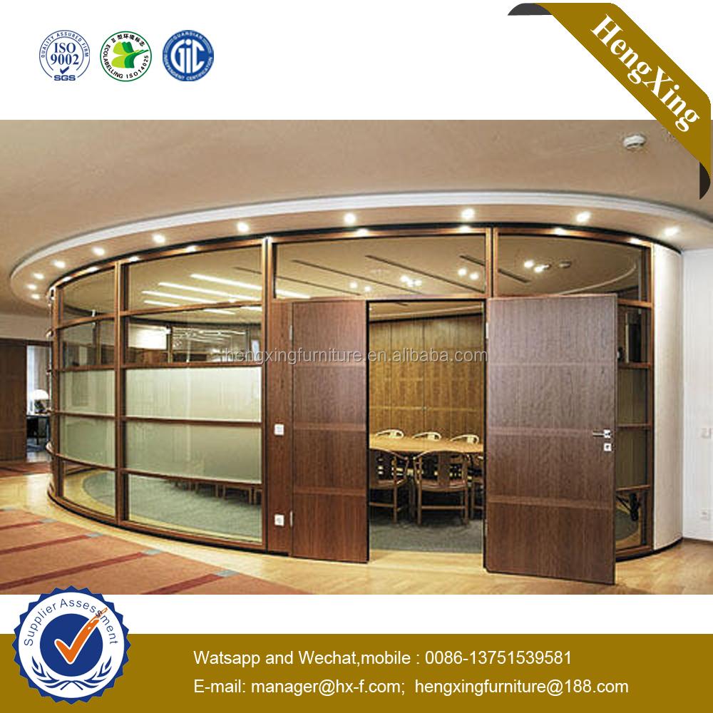 Venta al por mayor paredes de vidrio para oficinas compre for Muebles oficina cristal