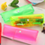 Promotional customize logo manufacture PVC clear pencil cases