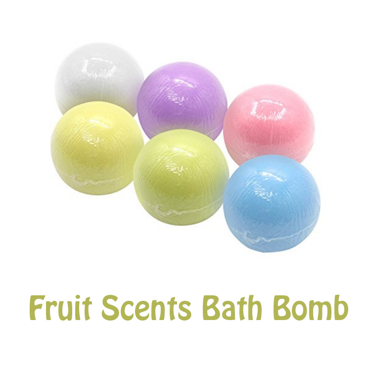 OEM Hot Selling Factory Price Fizzy Bath Bombs Toys Inside Private Label Bath Bomb