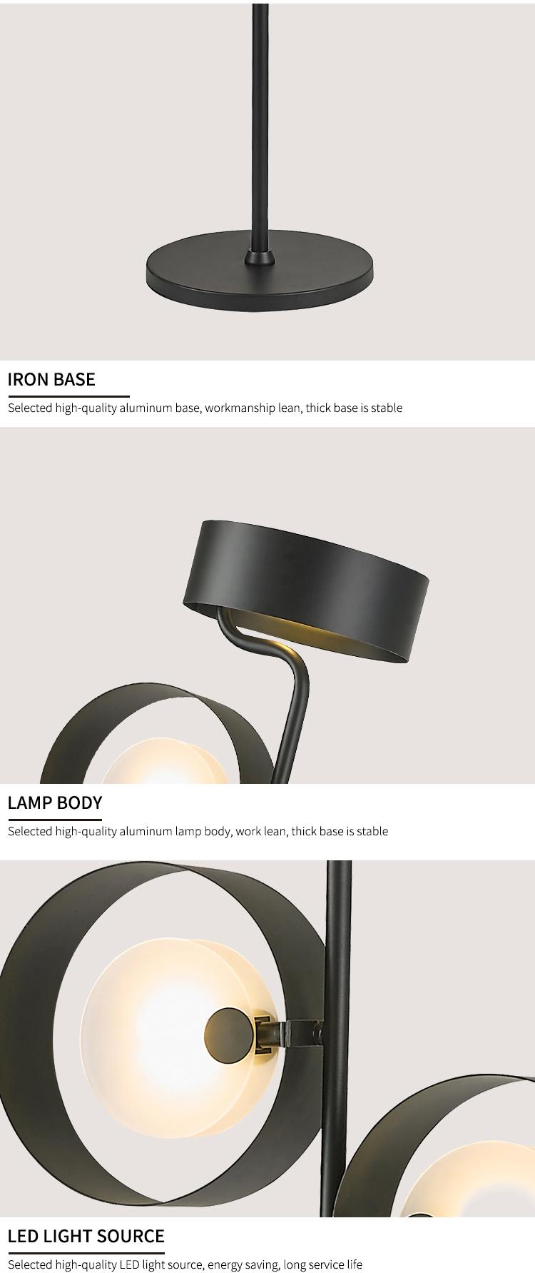 Vloer Lampen Goedkope Verlichting Luxe Licht Staande Bruiloft Led Stand Lamp