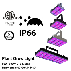 SMD LED To Replace COB Custom Led Spectrum Horticultural 400W 500W LED Grow Light