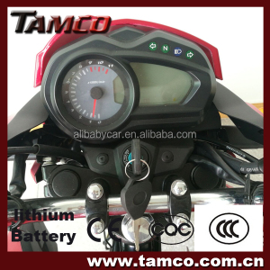 High Resolution Ratio Lcd Universal Motorcycle Digital Speedometer Reset