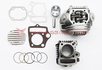 Cylinder Rebuild Engine Kit For Honda Z50 Z50r Xr50 Crf50 50cc Dirt Bike  Pit Bike - Buy Cylinder Rebuild Engine Kit,Crf50 Engine Cylinder