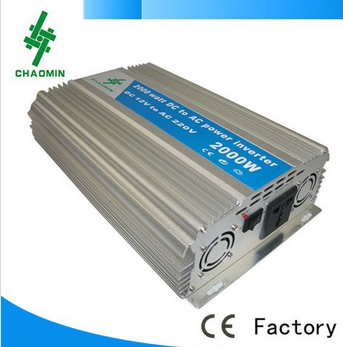 2015 cheap off grid modified solar power inverter 2000w