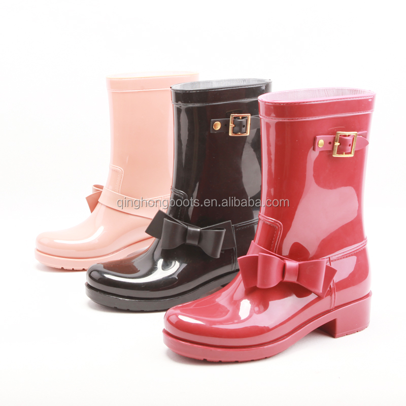 China Factory High Quality 2015 Plastic Boots For Rain - Buy