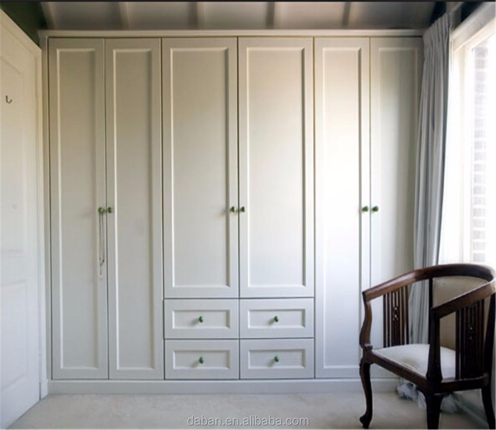 Staal slaapkamer kast ontwerp/ontwerpen laminaat garderobe kast ...