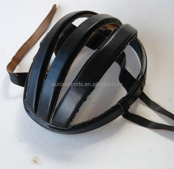 Real Leather Vintage Bicycle Helmet Buy Vintage Bicycle Helmet