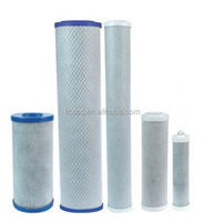 Post Filter Activated Carbon Cartridge/t33 Water Post Carbon ...
