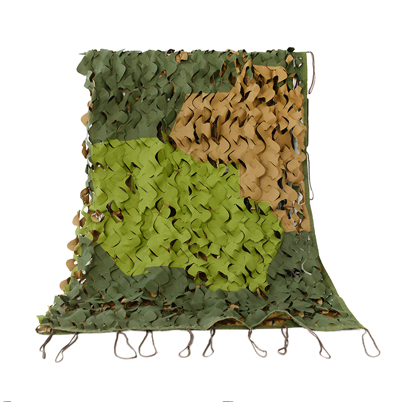 New updatedwoodland camo net invisible military camouflage net