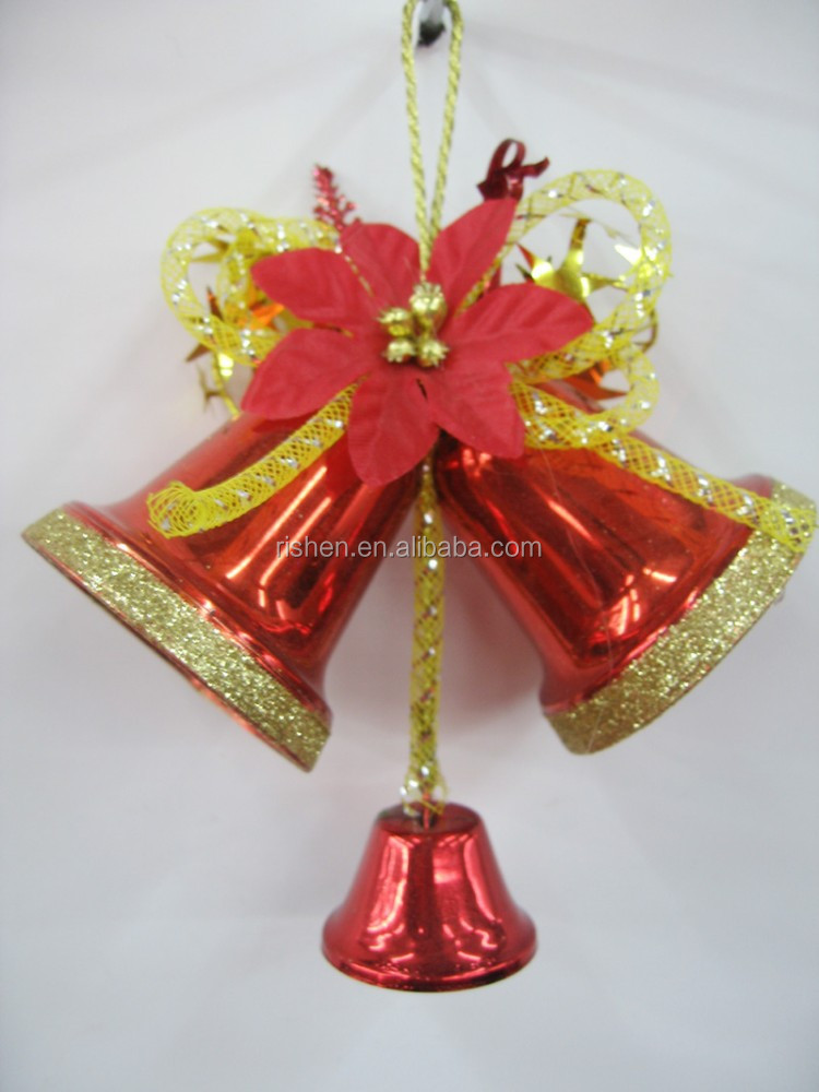 large christmas bells for outside