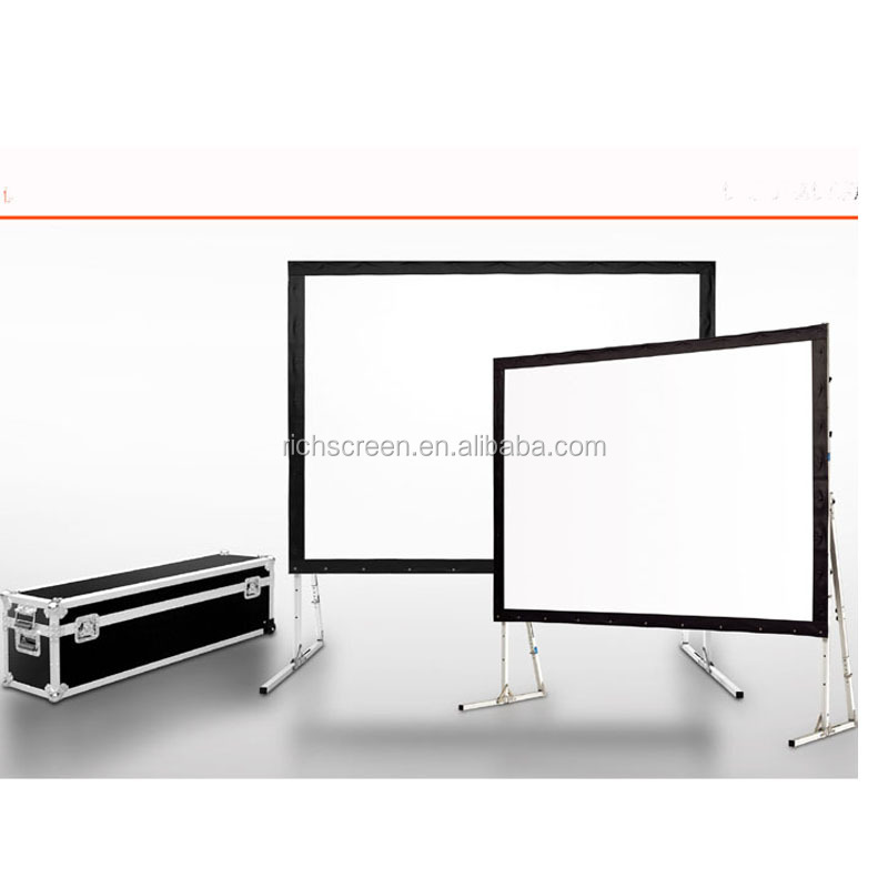 180&quot; 200&quot; 300&quot; inch Outdoor <strong>Portable</strong> Fast Fold Projection <strong>Screen</strong>/Projector <strong>Screen</strong>