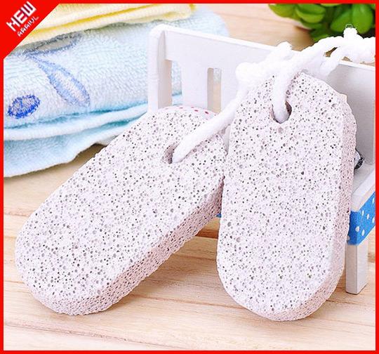 2pcs/lot New Arrival Foot Care Feet Pedicure Scrubber